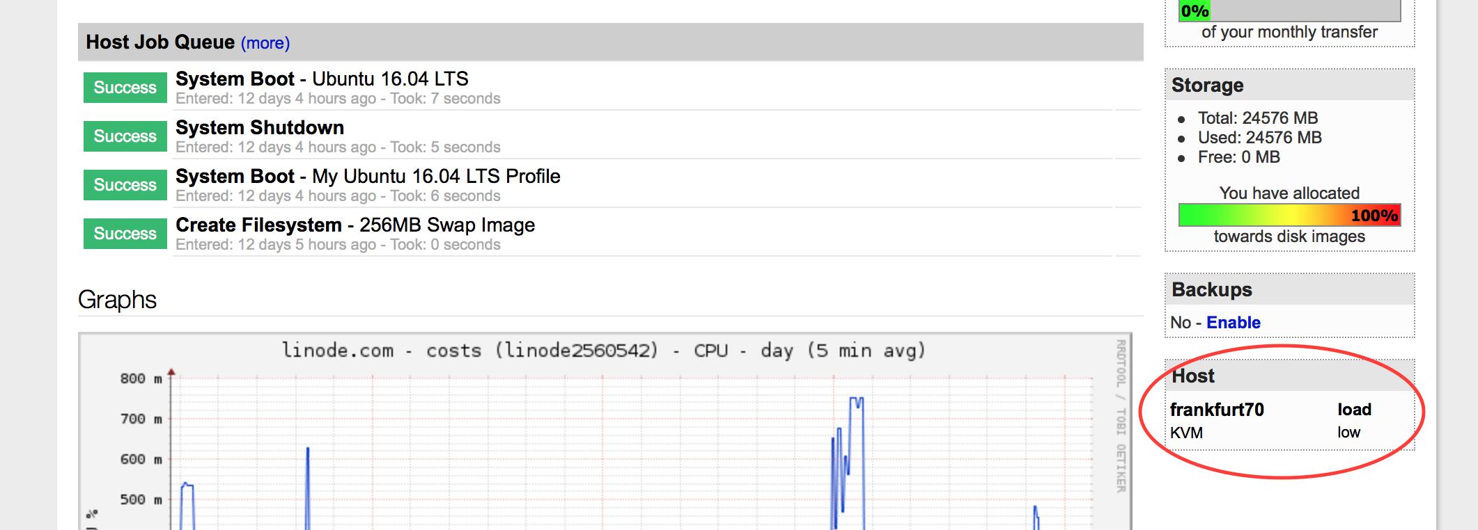 ubuntu 16.04 application not found